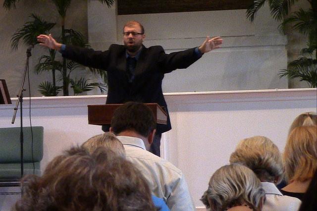 Pastor Joshua Wallnofer - Benediction