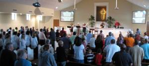 Klondike-Baptist-Church-Worship-3-16-14