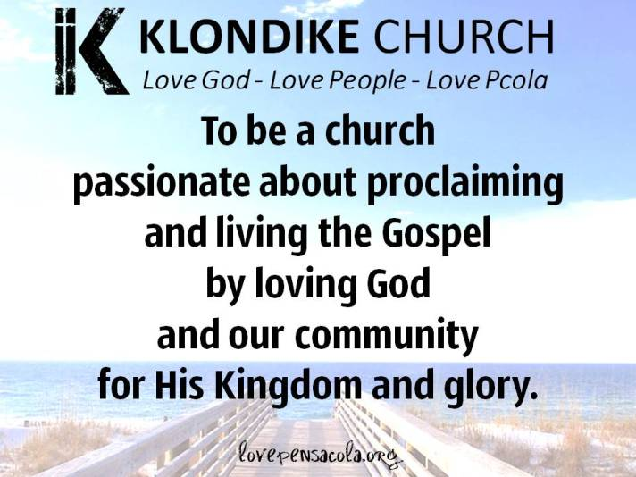 klondike-church-mission-statement