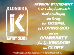 Klondike-Baptist-Church-Mission-Statement-4-13