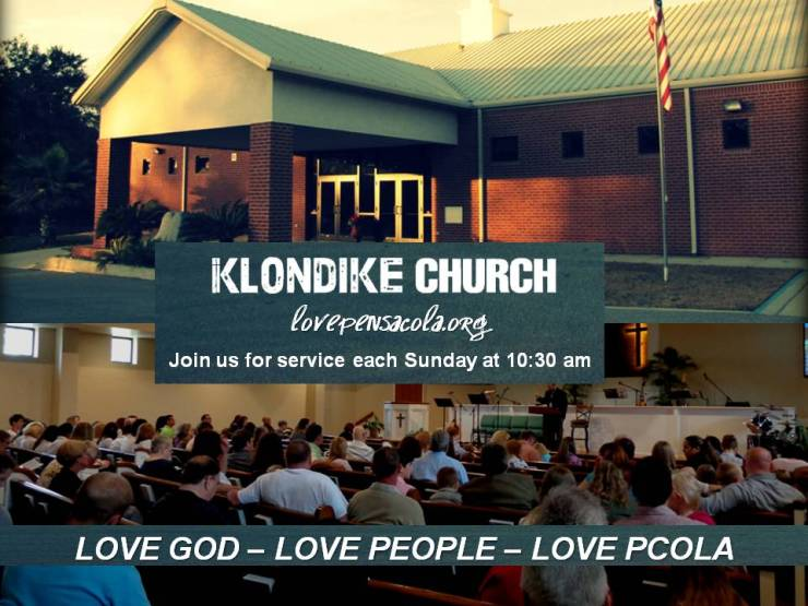Join Us Each Sunday - 10-30