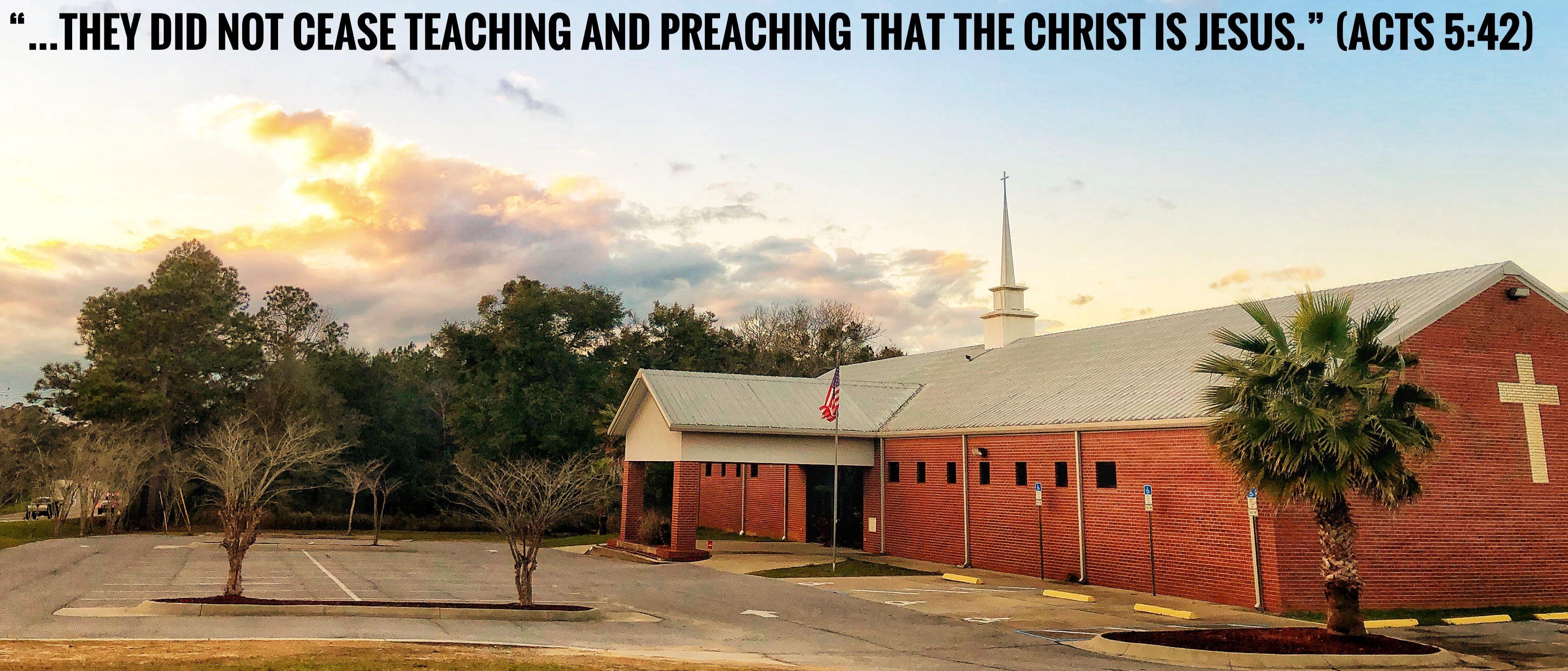 KLONDIKE CHURCH